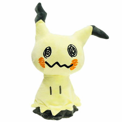 7in Mimikyu Plush Doll Pokemon Center Stuffed Animal Kids Soft Toys