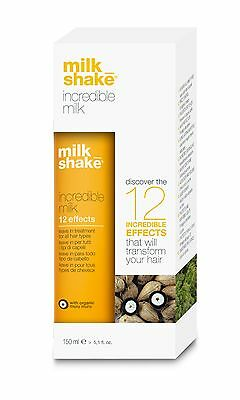Milk_Shake Incredible Milk 12 Effects Leave In Treatment 150ml Brand New.
