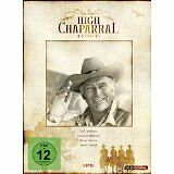 5 DVD Box * High Chaparral Staffel 4 *   NEU OVP
