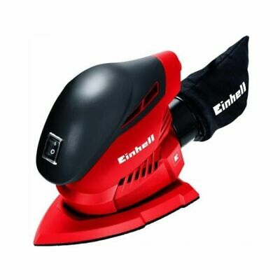 Einhell Ponceuse meuleuse ponçage multifonctions 100 W Delta TH-OS 1016