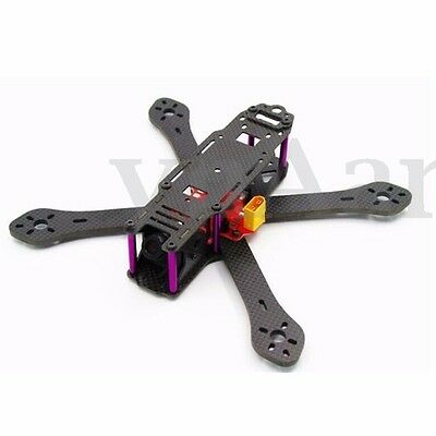 Martian II 220 220mm 4mm Arm Thickness Carbon Fiber Frame Kit PDB For FPV Racing