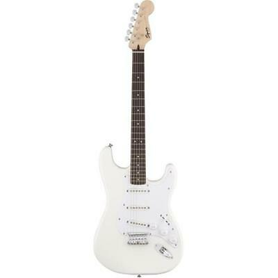 SQUIER By Fender Chitarra elettrica tipo Stratocaster bianco artivo (Bullet Stra