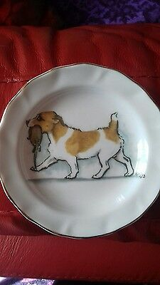jack russell plate