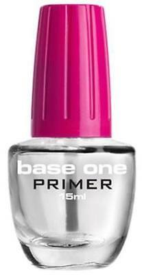 Silcare Base One Primer 15ml UV LED Gel Nails Acrylic Increase Adhesion NO ACID