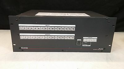 Extron DMS 1600 TMDS Digital Matrix Switcher Modular DVI Matrix Switchers