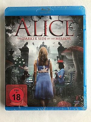 Alice - The Darker Side Of The Mirror - Blu Ray - Neu & Ovp - Fsk18