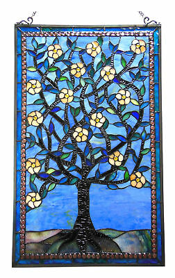 Astoria Grand Tree of Life Window Panel