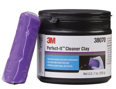 3M Clay Bar Perfect-It Cleaner Clay 38070