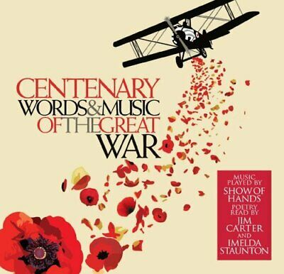 Various - Centenary: Words And Music Of The Great War - Various CD EMVG The The