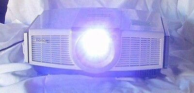 Benq W10000 1080P Hd Multimedia Home Theater Projector