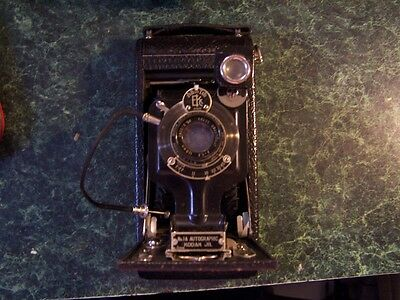 Vintage Kodak Junior  Autographic No.1A w/ Original box.