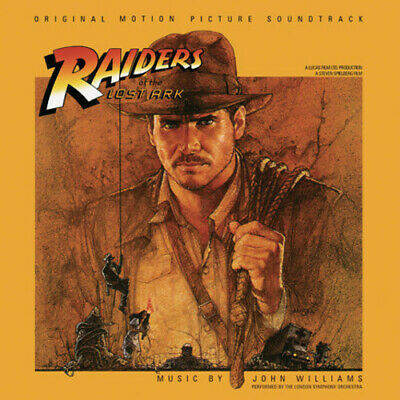 The Raiders Of The Lost Ark (Original Soundtrack) [New Vinyl LP]
