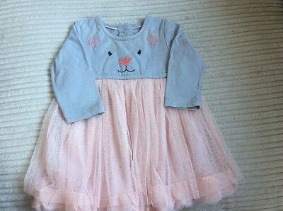 Marks And Spencer 0-3 Months Girls Dress