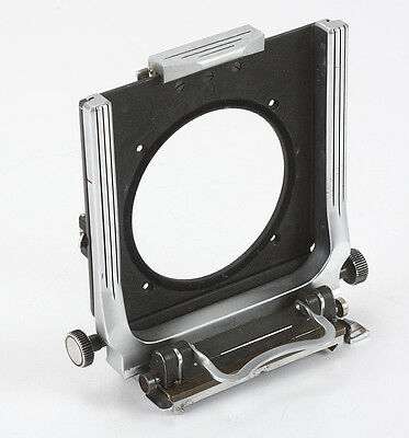 Linhof Front Standard For 4X5 Technika (I Think), Movements All Work/195223