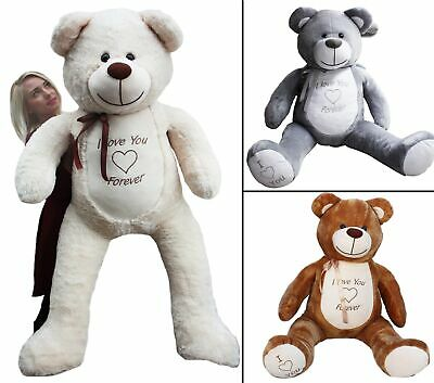 165cm  Large Giant Big Teddy Bear Soft Plush Toys Gift