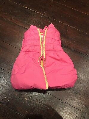 Girls Coat / Gillet Age 18-24 Months