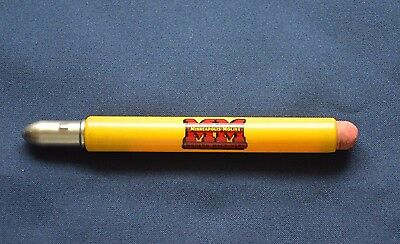 Minneapolis-Moline Company Bullet Pencil W/pencil From Lost Lake Woods Club