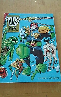judge dredd 80s comics and 2000AD