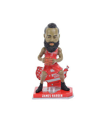 Forever Collectibles NBA Houston Rockets James Harden Nation Bobblehead