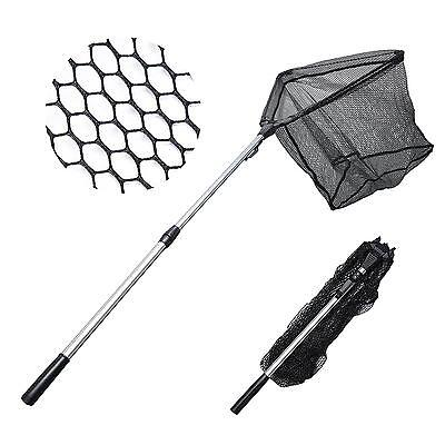 NEW Super Strong MadBite® Safe Catch and Release Fish Landing Net...