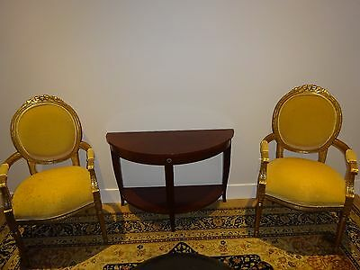 antique chair set