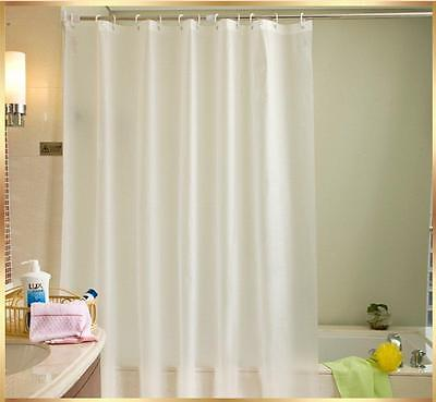 LikeYou 100 Eco friendly PEVA Shower Curtain Bathroom Accessories Waterproof...