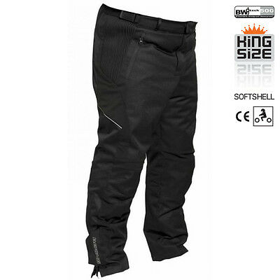 Bering Otto Oversize King Size Big Motorcycle Motorbike Textile Trousers Pants