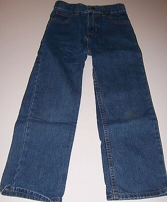 SONOMA~5-pocket Jeans~BOYS SIZE 7 S Slim~ADJUSTERS