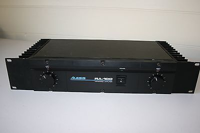 Reference Amp  Amplifier Alesis RA100