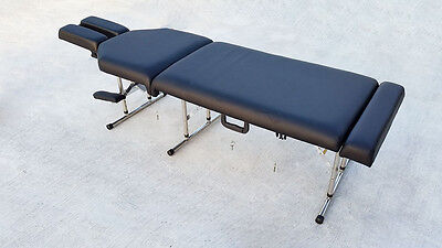 G T L V-3 5 5 0 Portable Folding Chiropractic Adjusting Massage Therapy Table