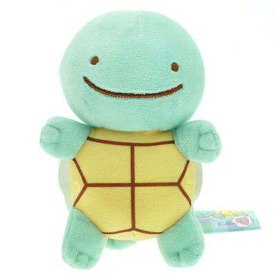 Pokemon Plush 5in SQUIRTLE Soft Toy Doll Kids Xmas Gifts