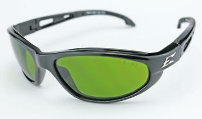 Edge Eyewear Dakura Safety Glasses IR Shade 5 Green Welding Lens