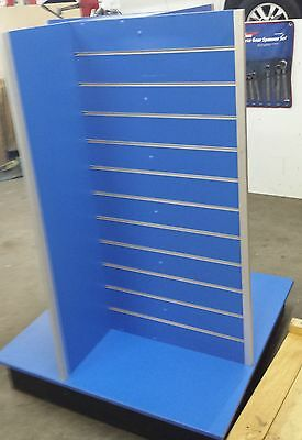 slatwall  display stand - good used condition