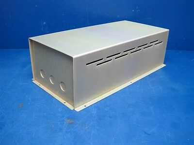 Vented Aluminum Electronics Enclosure Project Box Case Metal Electrical 15x7x4.5