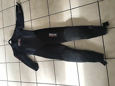 Seac warmflex 5mm Ladies wetsuit Size XXL