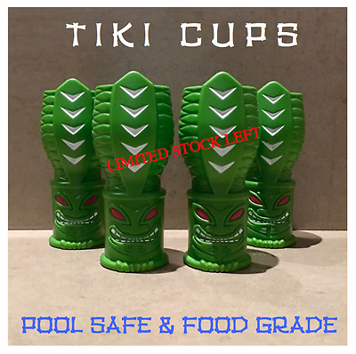 TIKI X4 x New Party Cups GREEN
