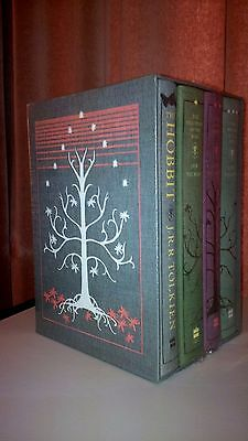 The Lord of the Rings (Collectors Edition) 2013 (Hardcover) Harper Collins Boxed