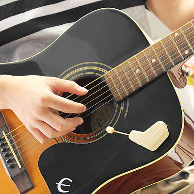 Wireless Instrument Eletronic Pickup Microphone for Violin Guitar Guzheng Zither