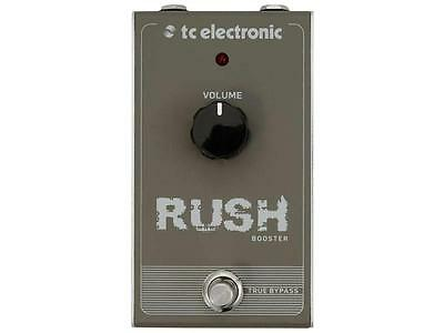 Tc Electronic Rush Booster Effetto Booster A Pedale Per Chitarra