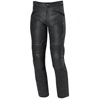 Held Avolo II Black Motorcycle Motorbike Mens Leather Touring Pants All Sizes