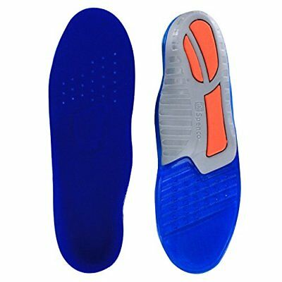 Spenco Total Support Gel Shoe Insoles, Women's 11-12 / Men's 10-11