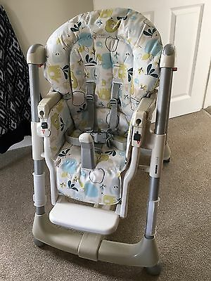 Mamas and Papas Prima Papa Evo High chair