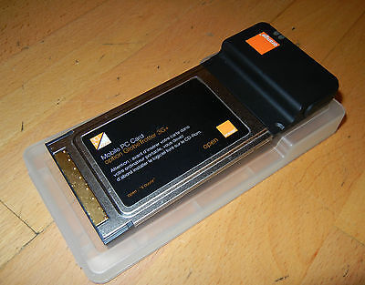 Carte PCMCIA Orange Globetrotter 3G+ - Option GT 3G+ EMEA
