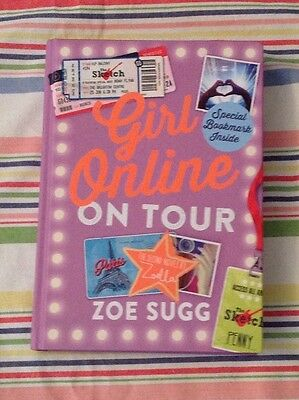 Girl Online 'on tour' by Zoe Sugg.