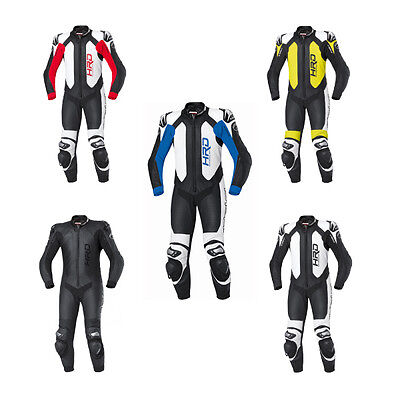 Held Slade Moto Motorcycle One Piece Mens Race-Spec Suit All Colours & Sizes