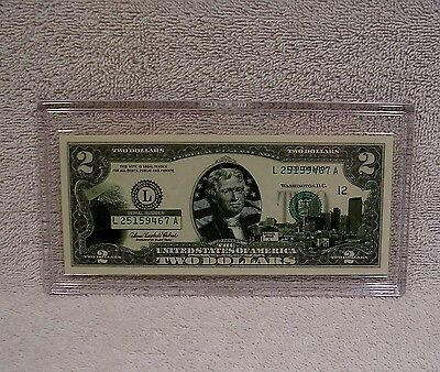 Colorado $2 Two Dollar Bill - Colorized State Landmark - Uncirculated Authentic