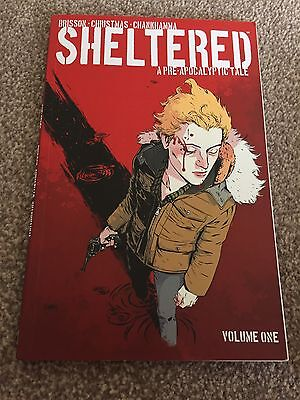 Sheltered Volume 1 Graphic Novel