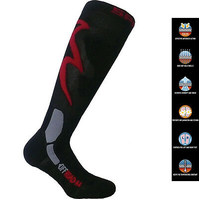 Spring Touring Tour Motorcycle Motorbike Bike Summer Sock Socks All Sizes