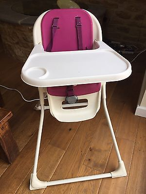 Pixi Mamas and Papas Baby High Chair