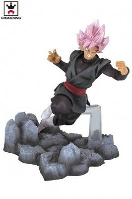 "Dragonball Super Soul X Soul Black Goku 6"" PVC Figure Banpresto (100% authentic)"